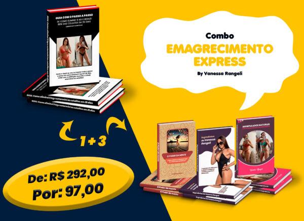 ARTE COM O COMBO EXPRESS